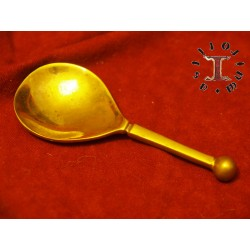 Brass spoon- type 1